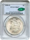 Image of 1898-O $1 PCGS/CAC MS67