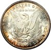 Image of 1887 $1 PCGS MS64 - Colorful Toning
