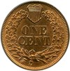 Image of 1864-L 1c PCGS/CAC MS66 RB (L on Ribbon) Exceptional Gem of this Famous Key Date