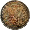Image of 1878 7/8TF $1 PCGS AU55 (Weak) Very Colorful Toning