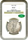 Image of 1940 50c NGC/CAC Proof 67 - No Reserve!