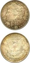 Image of 1904-O $1 PCGS/CAC MS66