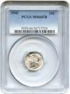 Image of 1941 10c PCGS MS66 FB