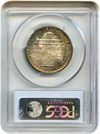 Image of 1946-S BTW 50c PCGS/CAC MS66 - Wonderful Colorful Toning