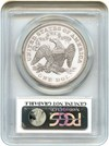 Image of 1868 $1 PCGS Genuine Proof - Beautiful Affordable Proof Seated Dollar