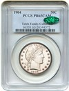Image of 1904 50c PCGS/CAC Proof 65 Cameo