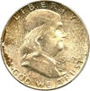 Image of 1949 50c PCGS MS64 FBL