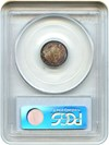 Image of 1862 H10c PCGS/CAC MS66- Colorful Gem