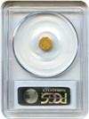 Image of Cal Gold: 1871 25c PCGS AU53 (BG-767)