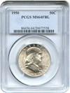 Image of 1950 50c PCGS MS64 FBL