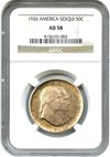 Image of 1926 Sesquicentennial 50c NGC AU58 - No Reserve!