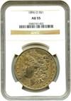 Image of 1896-O $1 NGC AU55
