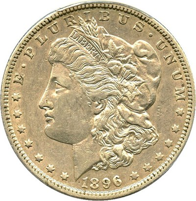Image of 1896-O $1 PCGS XF45