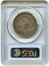 Image of 1830 50c PCGS/CAC VF30 (Small 0)