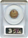 Image of 1864 1c PCGS Proof 65 (Copper Nickel) Colorful Toning