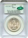 Image of 1925 Lexington 50c PCGS/CAC MS64 OGH - Looks Gem