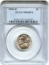 Image of 1950-D 5c PCGS MS65 FS - No Reserve!