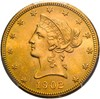 Image of 1902-S $10 PCGS MS64