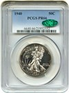 Image of 1940 50c PCGS/CAC Proof 66