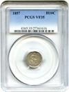 Image of 1857 H10c PCGS VF35