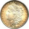 Image of 1878 7TF $1 PCGS MS64 (Reverse of 1879)