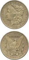 Image of 1901 $1 PCGS VF30