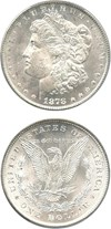 Image of 1878 8TF $1 PCGS/CAC MS63