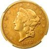 Image of 1852 $20 NGC VF30