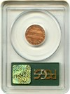 Image of 1984 1c PCGS/CAC MS67 RD OGH (Doubled Die Obverse)