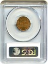 Image of 1916-S 1c PCGS/CAC MS64 RB