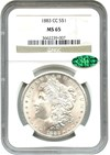 Image of 1883-CC $1 NGC/CAC MS65