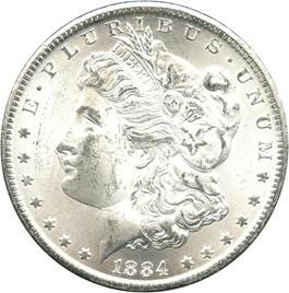 Image of 1884-CC $1 GSA Hoard/NGC MS64