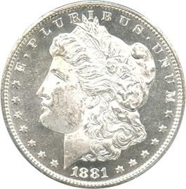 Image of 1881-CC $1 PCGS MS63 PL
