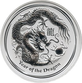 Image of Australia: 2012-P Dragon $30 NGC MS69 (1 Kg Silver)