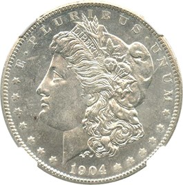 Image of 1904-O $1 NGC MS65