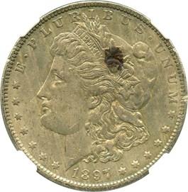 Image of 1897-O $1 NGC XF45 - No Reserve!
