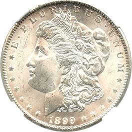 Image of 1899-O $1 NGC MS65