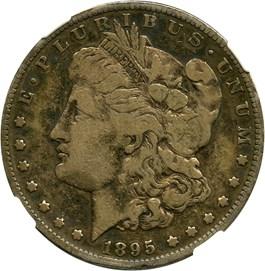 Image of 1895-S $1 NGC F15