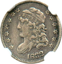 Image of 1832 H10c NGC VF30