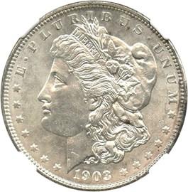 Image of 1903 $1 NGC MS63