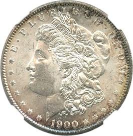Image of 1900-S $1 NGC MS64