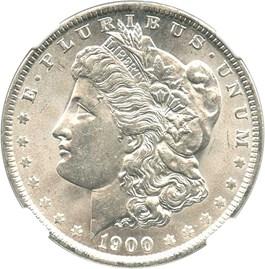 Image of 1900-O $1 NGC MS64