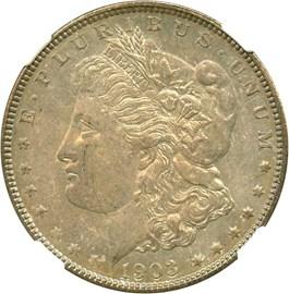 Image of 1903 $1 NGC MS65