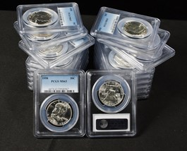 Image of Collector Lot of 1958 50c: All PCGS MS63 (20 Coins)