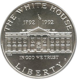 Image of 1992-D White House $1 PCGS MS69