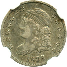 Image of 1832 H10c NGC/CAC VF30