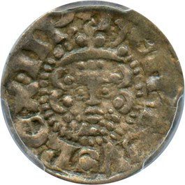Image of Great Britain: (1247-72) 1D PCGS Secure XF45 (Long Cross Penny, S-1362)