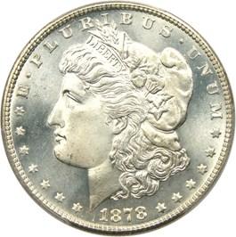 Image of 1878-S $1 PCGS MS67