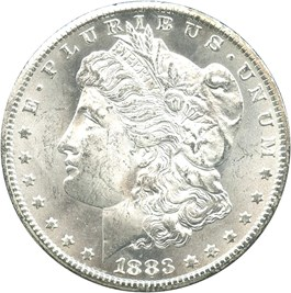 Image of 1883-CC $1 NGC/GSA MS62