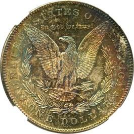 Image of 1878-S $1 NGC/CAC MS64 (NGC/CAC Star)